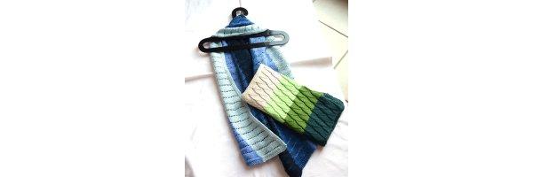 Tuch und Schal