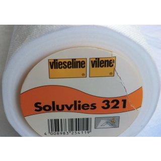 Soluvlies von Vlieseline Stickvlies kaltwasserlöslich 90cm breit