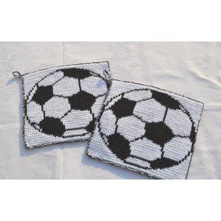 Topflappen für Fußballfreunde