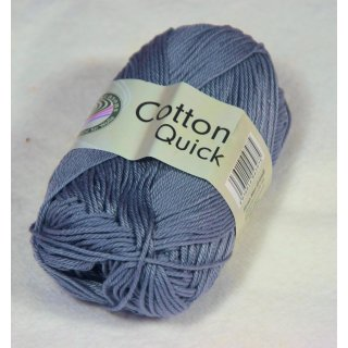 Cotton Quick mittelgrau (116)